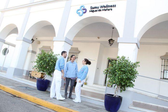 clínica de salud mental en Sevilla SAMU Wellness