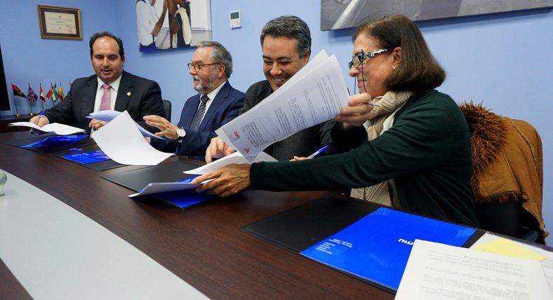 Acuerdo clínica de salud mental en Sevilla y Cáritas