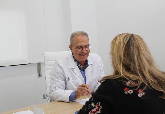 doctor Zoilo Fernández psiquiatra centro de salud mental en Sevilla SAMU Wellness