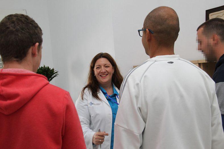 Mindfulness Sevilla clínica de salud mental SAMU Wellness