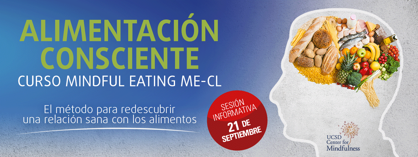Curso Mindfulness eating