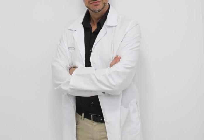 Francisco José Soler, nutricionista SAMU Wellness